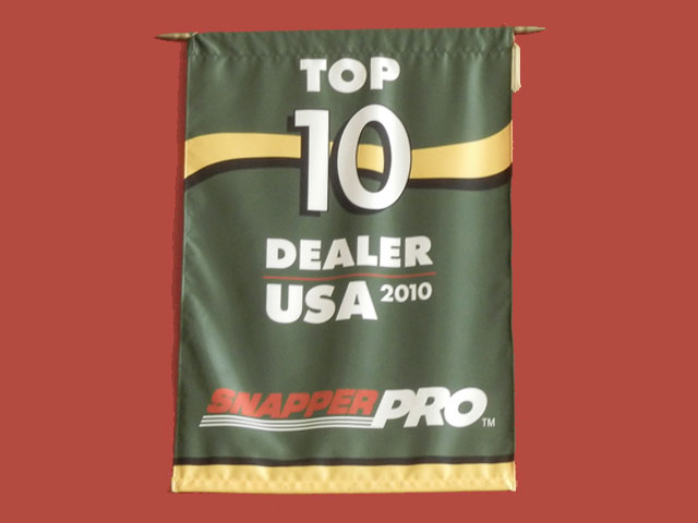 snapper pro 2010 top dealer