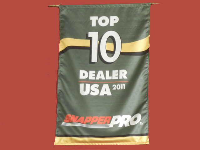 snapper Pro top dealer 2011